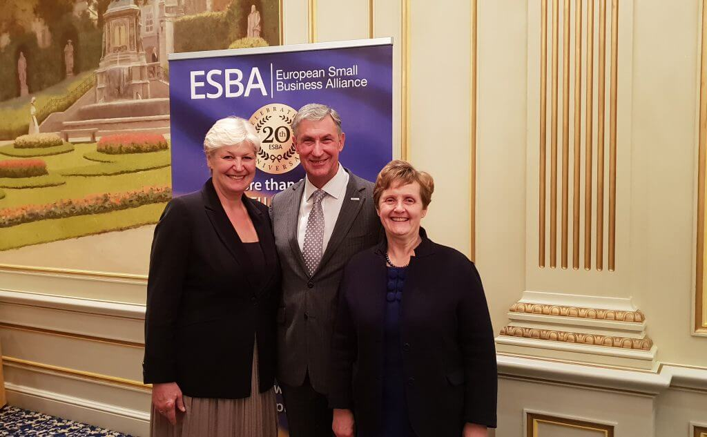 GPA Client ESBA Celebrates 20th Anniversary with Successful High Level Dinner Event