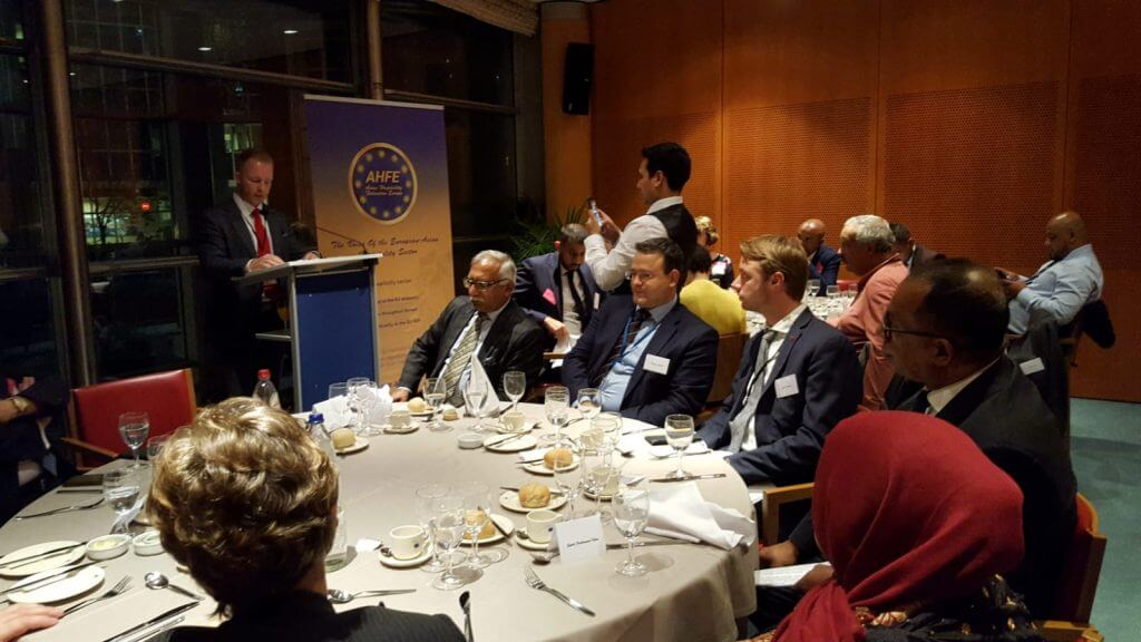 GPA Succesfully launches new EU Asian Hospitality Association