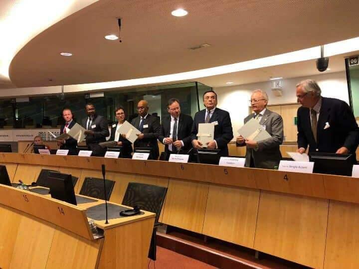 EU -Africa Memorandum of Understanding